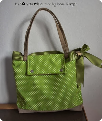 treboretta bag Hilco fabric