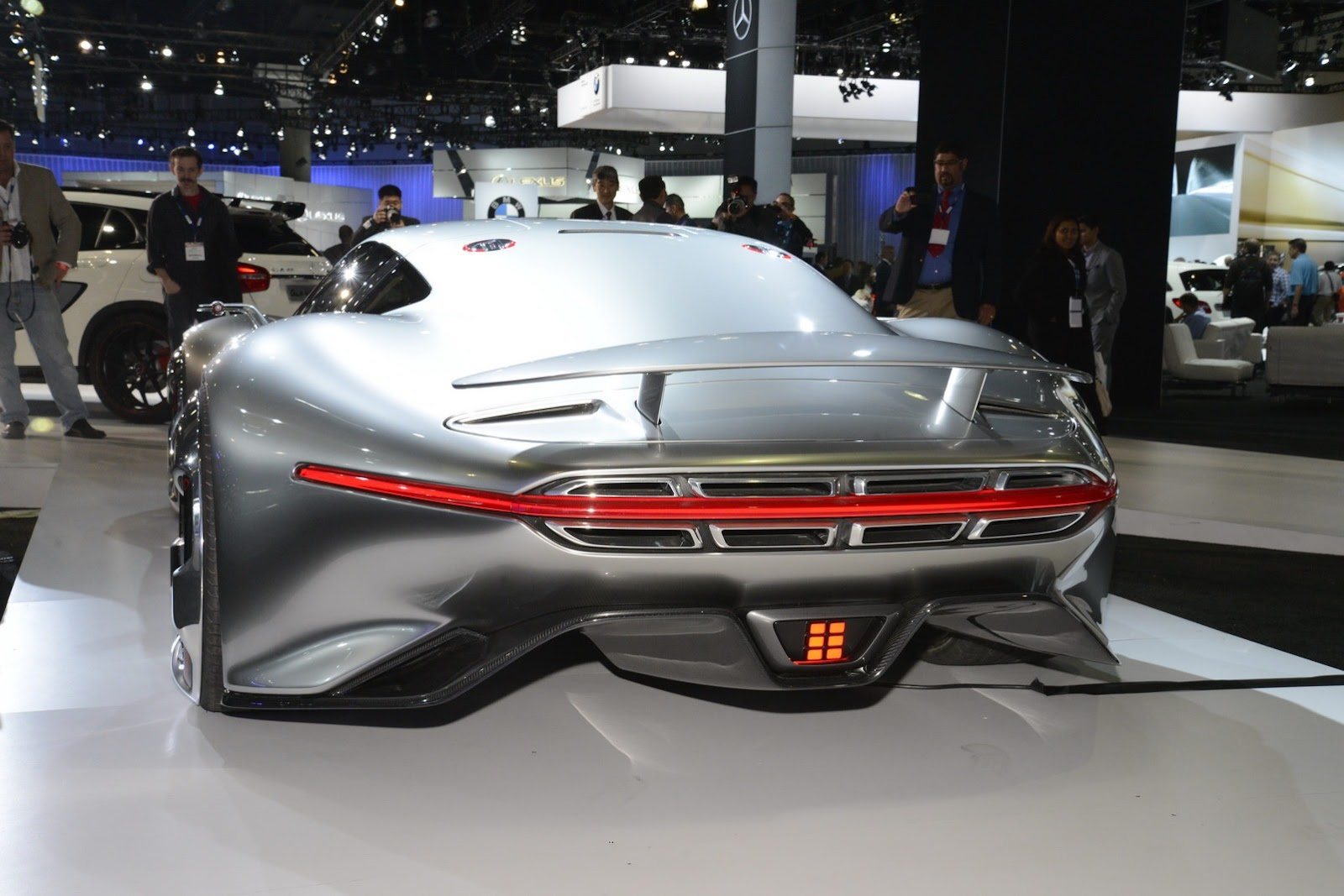 Ordinaire Mercedes Benz Amg Vision Gran Turismo Rear Top. Gentil VWvortex  Forums