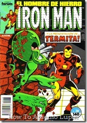 P00083 - El Invencible Iron Man #190