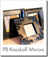 pb knockoff mirrors