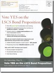 LSCS citizens for lscs mailer back