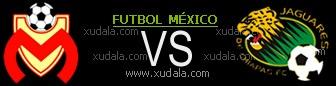 Monarcas Morelia vs Jaguares de Chiapas