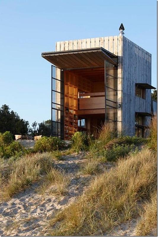 Casa de praia na Nova Zelandia (3)