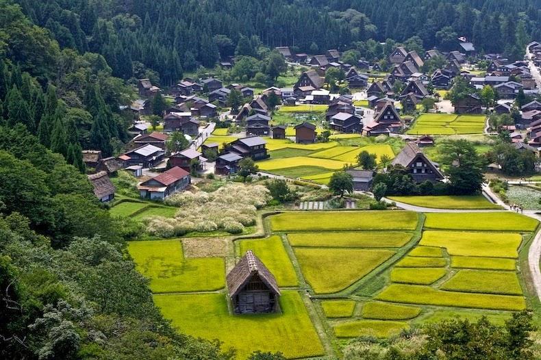 gassho-zukuri farmhouse-4