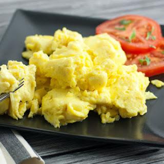 Scrambled Eggs Garlic Salt Recipes