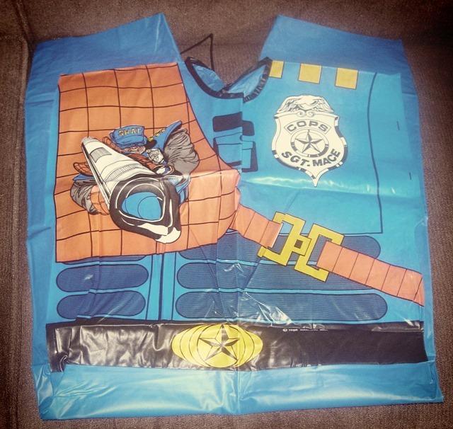 COPS Costume