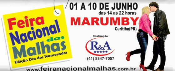feira nacional das malhas curitiba 2012 marumby