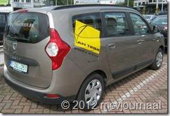Dacia in Frankrijk 04