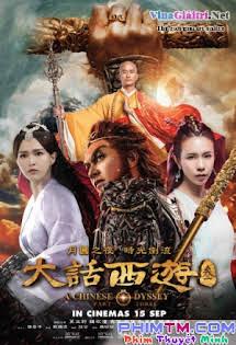 Đại Thoại Tây Du 3 - A Chinese Odyssey 3