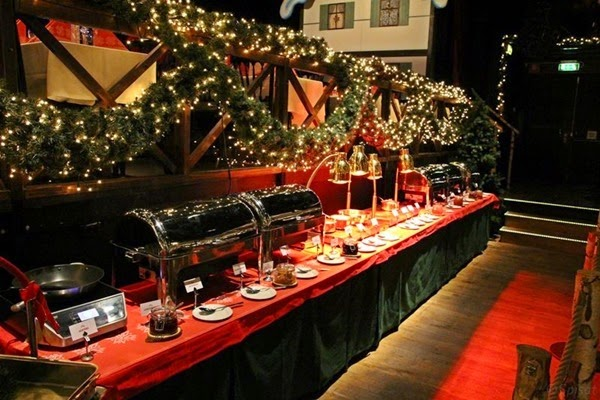 Tyrols vilda julbord 2014 8
