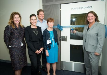 New women's-only unit at St Vincent's Mental Health acute inpatient unit