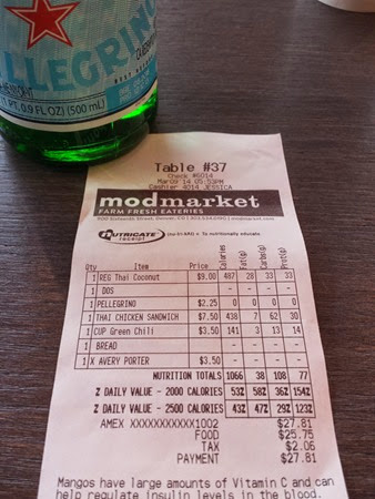 modmarket receipt