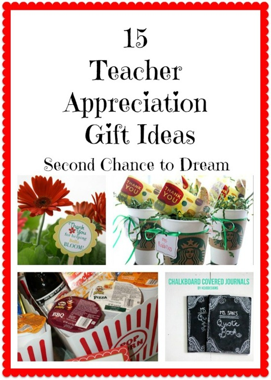 Teacher Appreciation Collage