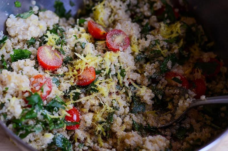 quinoa salad-0948