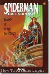 P00011 - Spiderman & Dr Extraño - Camino de muerte polvorienta.howtoarsenio.blogspot.com