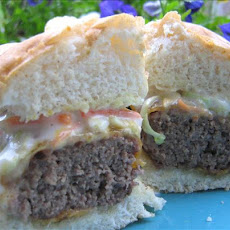 Love-Me-Tender Nut Burgers!