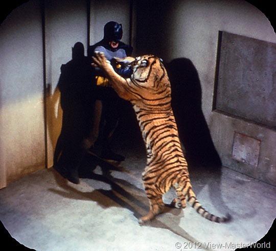 View-Master packet Batman (B492), scene 10