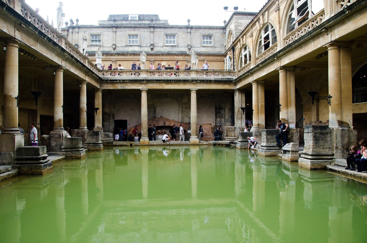 Roman Baths at Bath