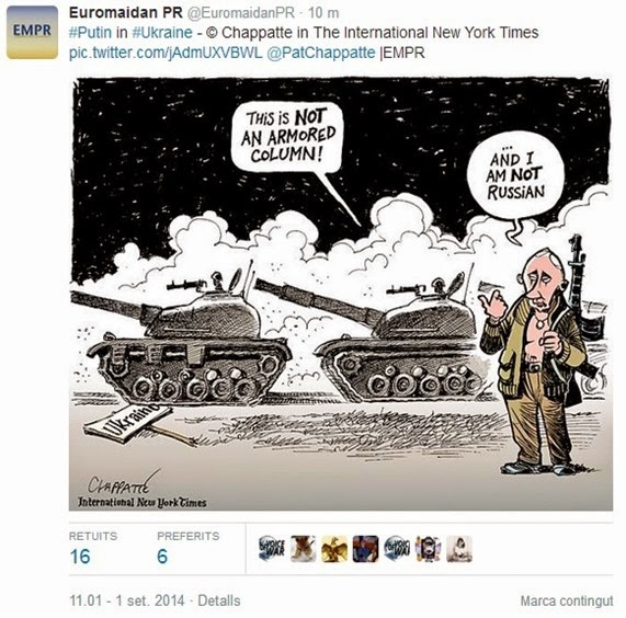 Ucraïna dessenh d'umor