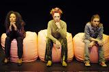 """""""Les mangeuses de chocolat"""" Théâtre de Poche, Genève, 2007"""