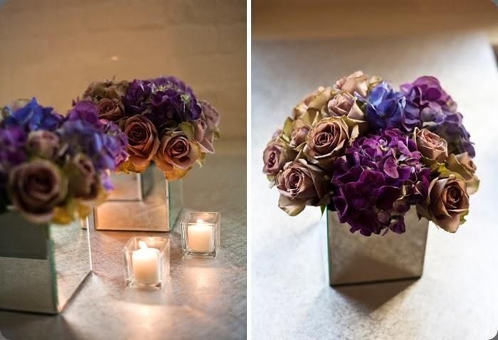 mirrored purplehydrose blushdesignsny dot com