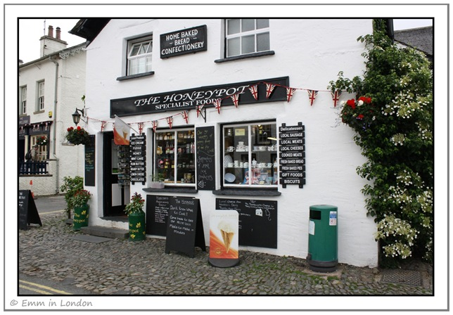 The Honeypot in Hawkshead