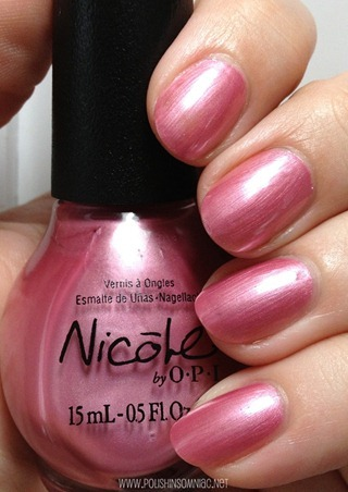 Nicole by OPI  I Do De-Claire!