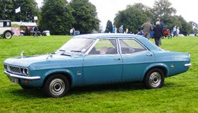 Vauxhall 1967 Victor FD