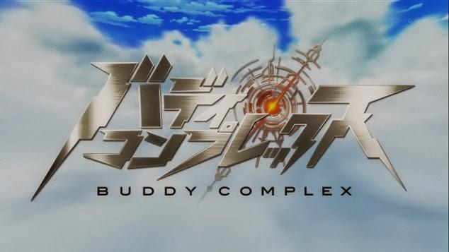 Buddy Complex - 01