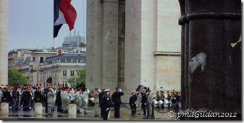 François Hollande le 15 mai 2012