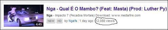 Nga - Qual É O Mambo [Views]