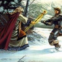 mago-humano elfo