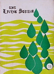 "The Front Cover Of ""The Living Stream"" 1978"
