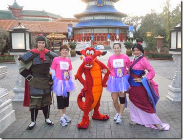 runDisney Family 5K (2)