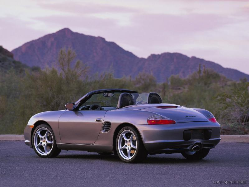 2003 porsche boxster convertible specifications pictures. Black Bedroom Furniture Sets. Home Design Ideas