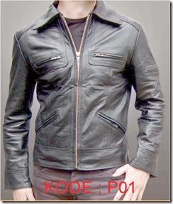 Jaket Kulit P01