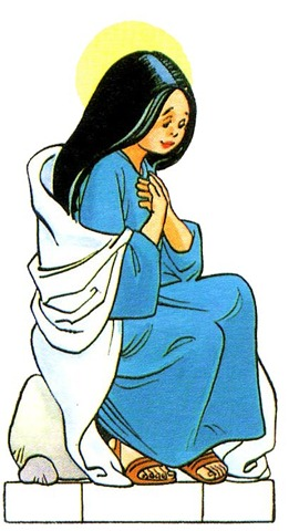 imagens-presepio-recortar-virgem-maria