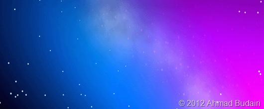 Animated Desktop Wallpaper Starfield 1.6