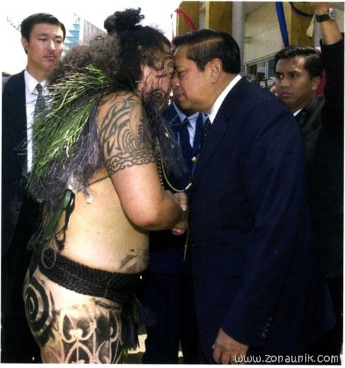 foto keseharian Presiden Indonesia Susilo Bambang Yudhoyono (3)