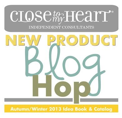 New Product blog hop logo