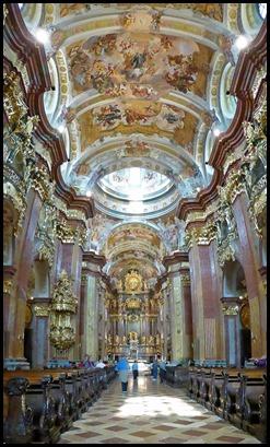 Melk church