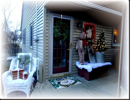 back porch 2012