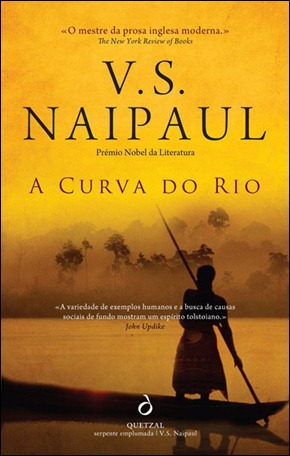 A curva do rio de V. S.Naipaul