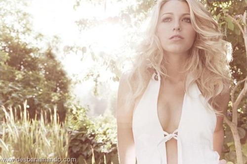 Blake Lively linda sensual Serena van der Woodsen sexy desbaratinando  (2)