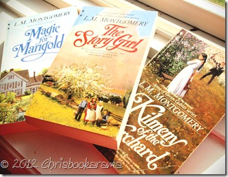 LM Montgomery Books