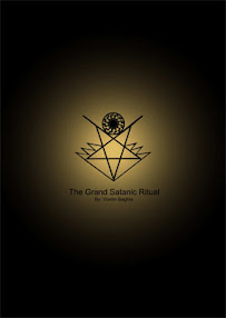 Cover of Vovim Baghie's Book The Grand Satanic Ritual