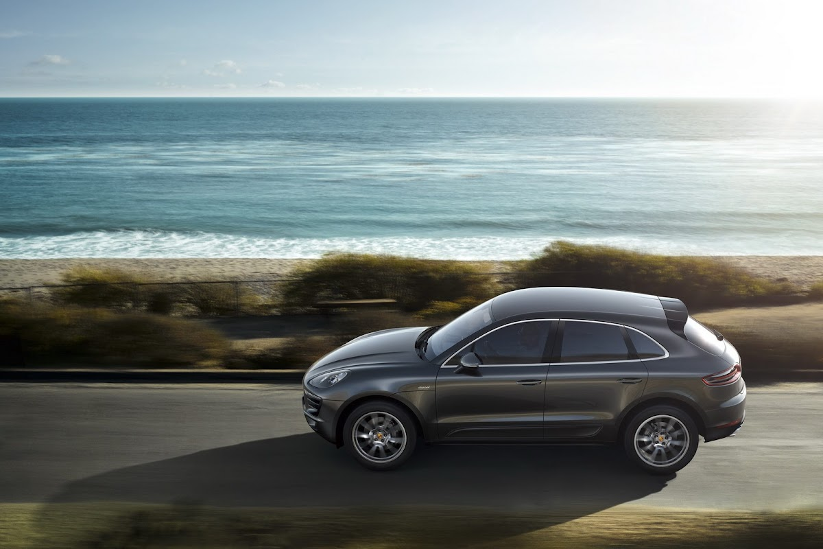 New Porsche Macan SUV Priced From 50895 in the USA