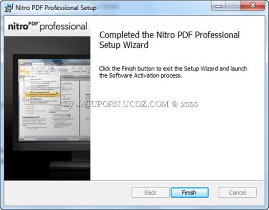 Nitro PDF Professional 8