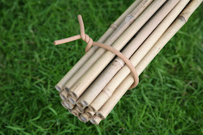 Original Soft-tie Woody Roll - -tying canes