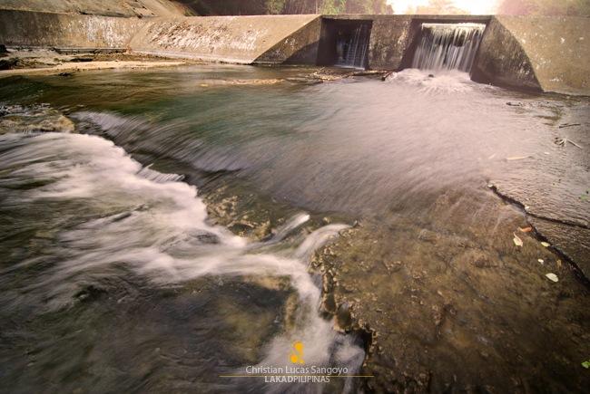 Palanas Mini-Dam in Bulacan